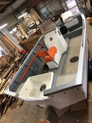 Fast Fishing Angling Diving Workboat Catamaran Boat - Stable Catamaran - ID:101156